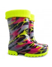 DEMAR TWISTER LUX FLUO-e 0034