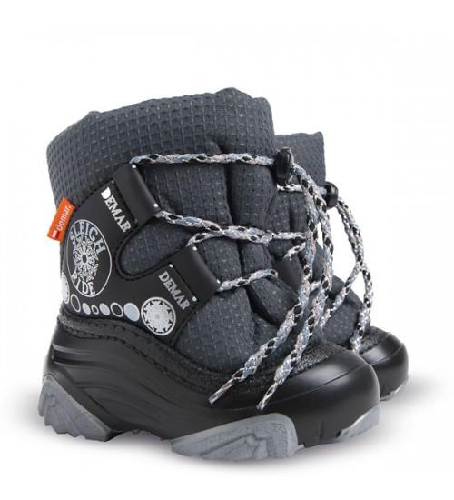 Сапоги Demar Snow Ride2 4016-NA (20/21, 22/23, 24/25, 26/27, 28/29) натуральная шерсть