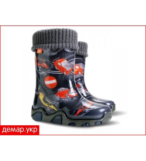 Сапоги Demar Stormer Lux Exclusive-ee 0432 (28/29, 30/31, 32/33, 34/35) чулок из полиэстра