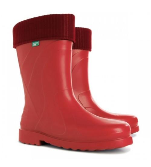 Резиновые сапоги - DEMAR LUNA C - 0220, красные