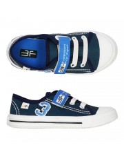 3F тапочки ONTARIO 3SP38-8 голубые