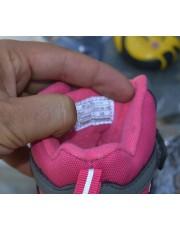 Термоботинки B&G EVS196-108 серо-розовый