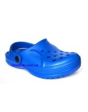 Детские кроксы Befado 159X008 Синие