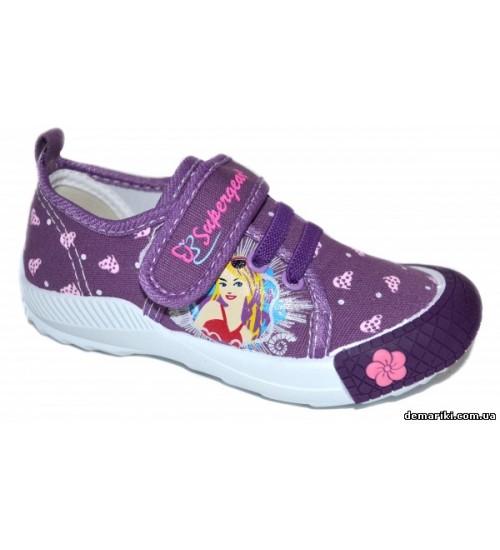 Мокасины SUPER GEAR A9330 lilac