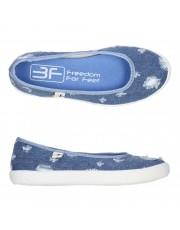 3F тапочки PRIMA 4LB-P-1 голубые