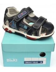 Босоножки Bi&Ki B00343-C Blue 26-31р