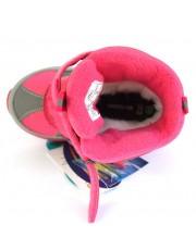 Термоботинки B&G R20-2065 фуксия розовый