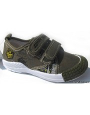 Мокасины SUPER GEAR A9319 khaki