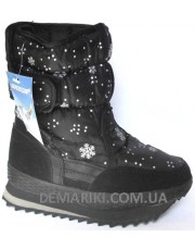 Дутики SUPER GEAR A165 black