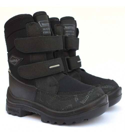 Сапоги Kuoma Crosser Musta 126020-20 Black 27-35р