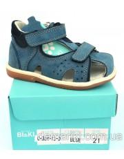 Босоножки Bi&Ki 5413-D Blue 21-26р