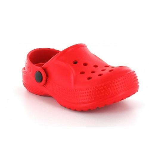 Детские кроксы Befado 159Y005 Красные