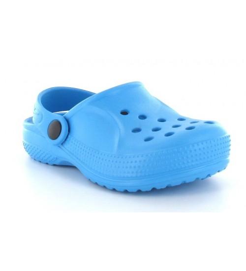 Детские кроксы Befado 159X006 Голубые