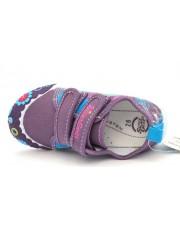 Мокасины SUPER GEAR A9240 lilac