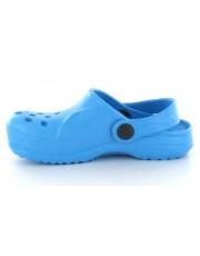 Детские кроксы Befado 159Y006 Голубые
