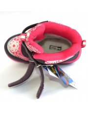 Термоботинки B&G HL209-816 розовый фиолетовый