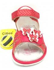 Босоножки Clibee F-171 Red для девочек