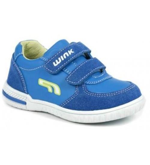 Кроссовки WINK FV5462-1 blue/lime