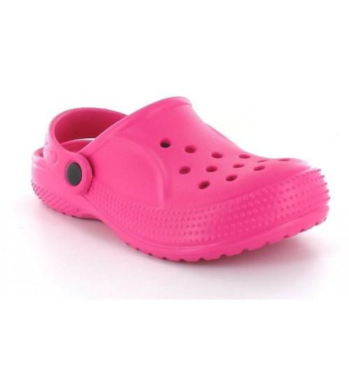 Детские кроксы Befado 159X001 Розовые
