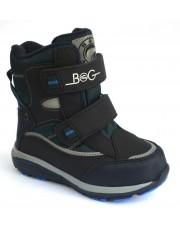 Термоботинки B&G HL209-813 темно-синий
