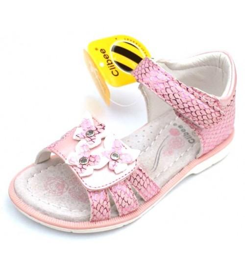 Босоножки Clibee F-171 Pink для девочек