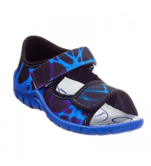 3F тапочки Sfinks 3TR22/6 синие